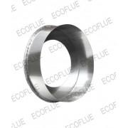 Заглушка приемной трубы D 200х100-120