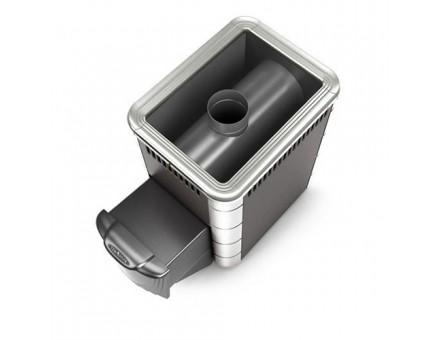 Дровяная печь-каменка «Термофор» Шилка 10, антрацит